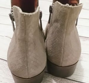 Lucky Brand Shoes - LUCKY  BRAND ANKLE BOOTIE